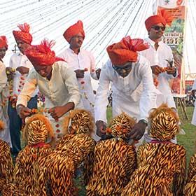 Tiger Pola Ceremony