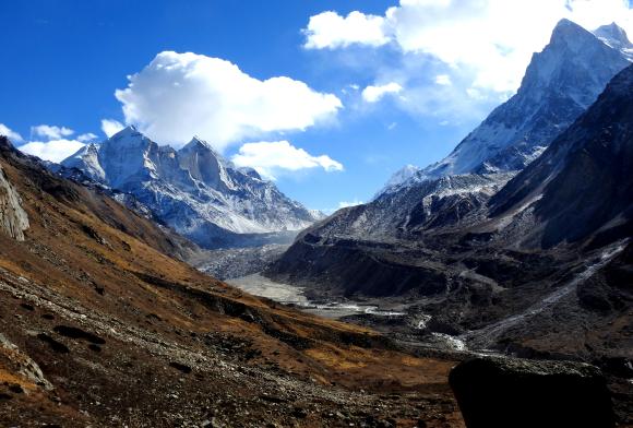 Panoramas, Peaks and Snow