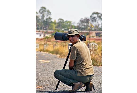 Wildlife Hero Vijay Cavale