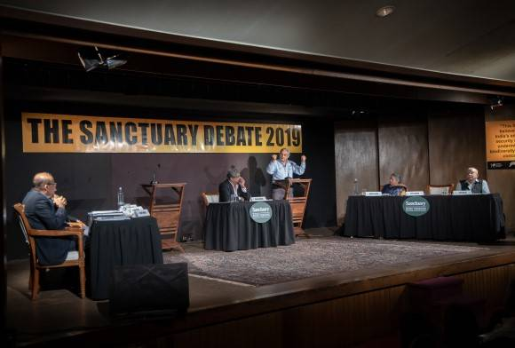 The Sanctuary Debate 2019