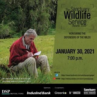 Sanctuary Wildlife Awards 2020